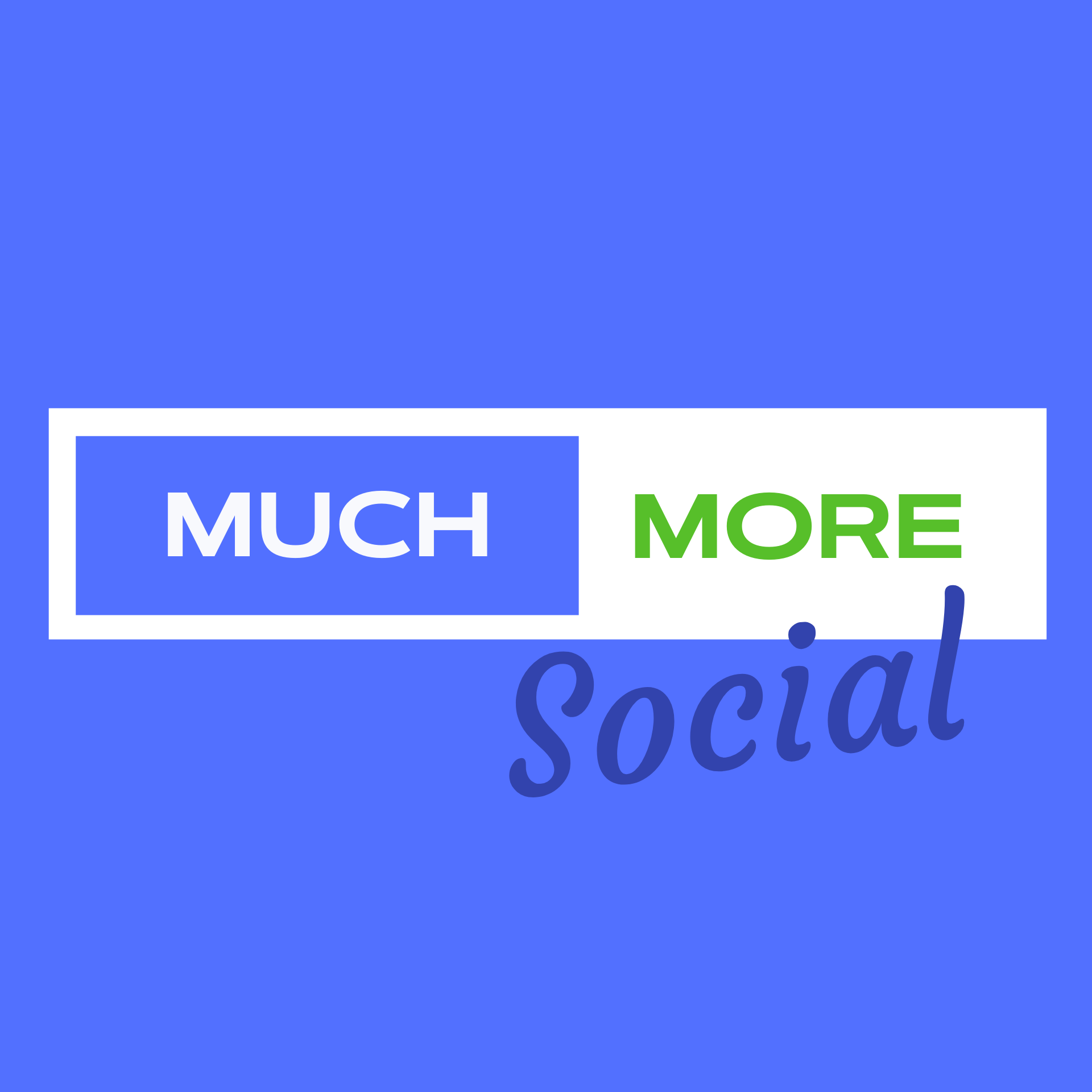 Much More Social